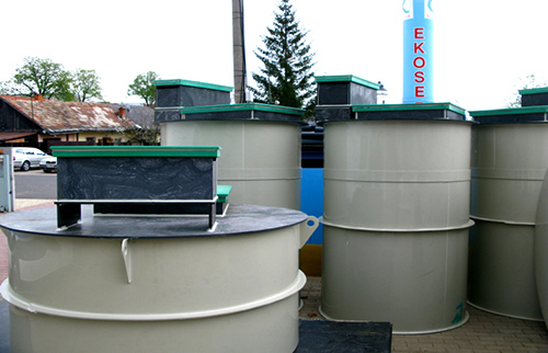 DOMESTIC WASTE WATER TREATMENT PLANTS